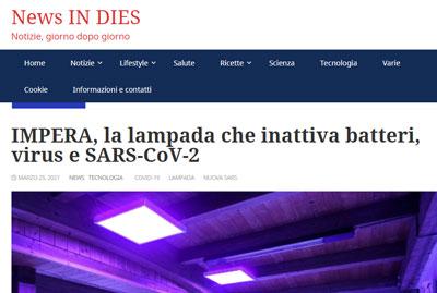 News in Dies
