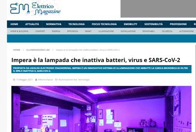 elettrico magazine online